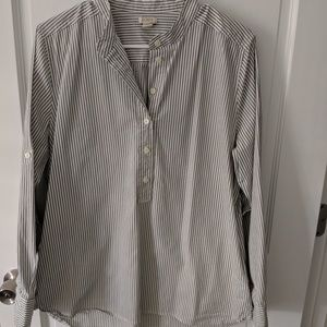 J Crew button down shirt